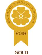 Richmond In Bloom 2018 - Gold - Barnes Waterside