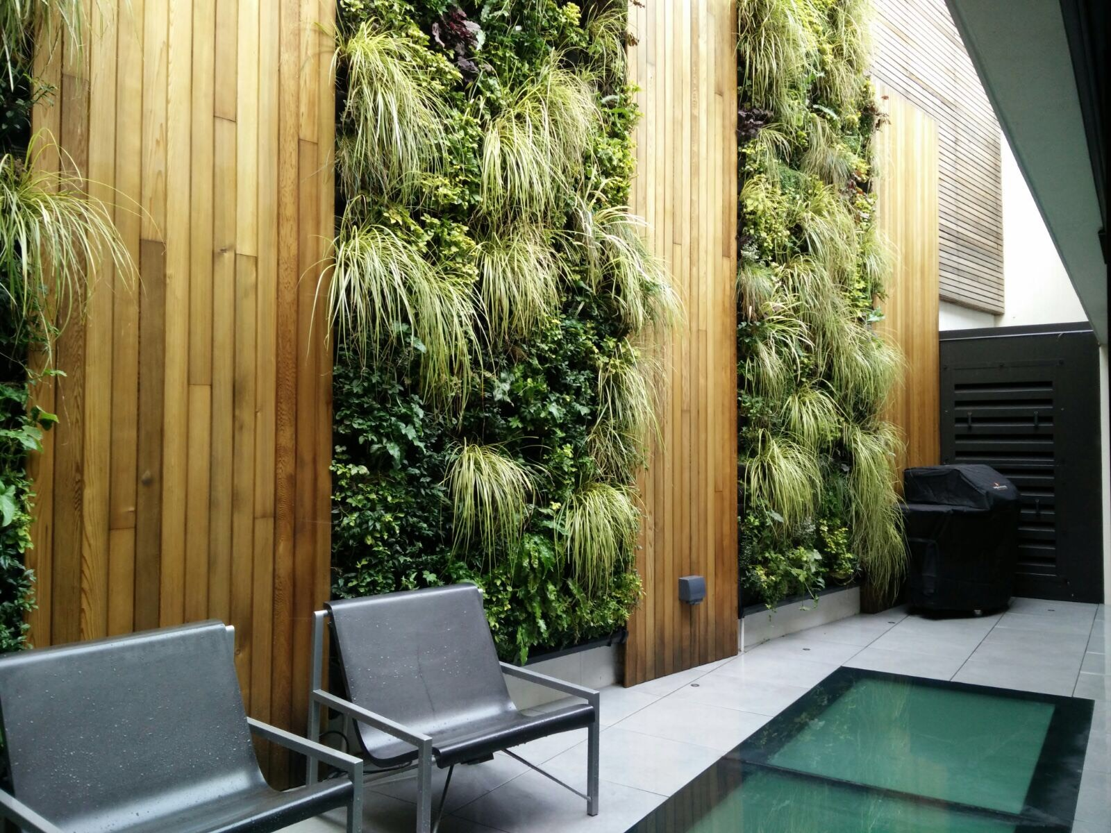 Living wall Green wall Climate change