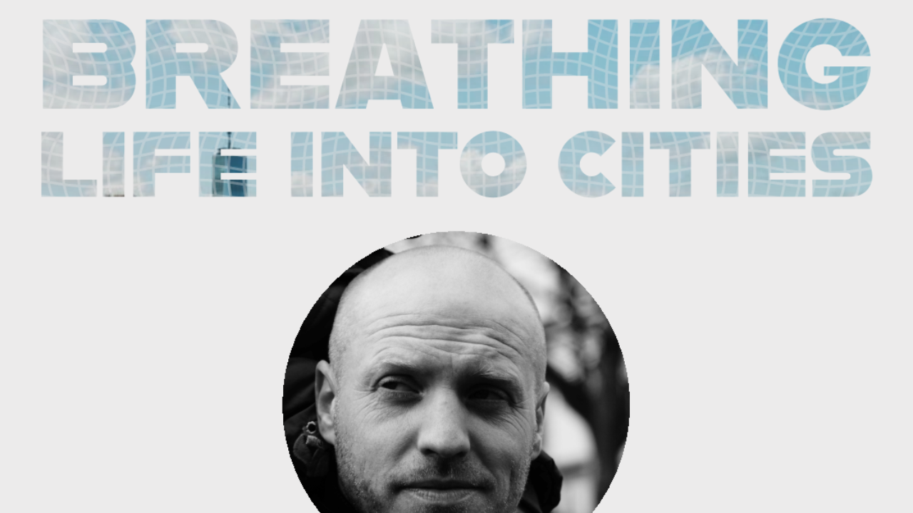 Urban Greening Podcast with the Green Urbanist
