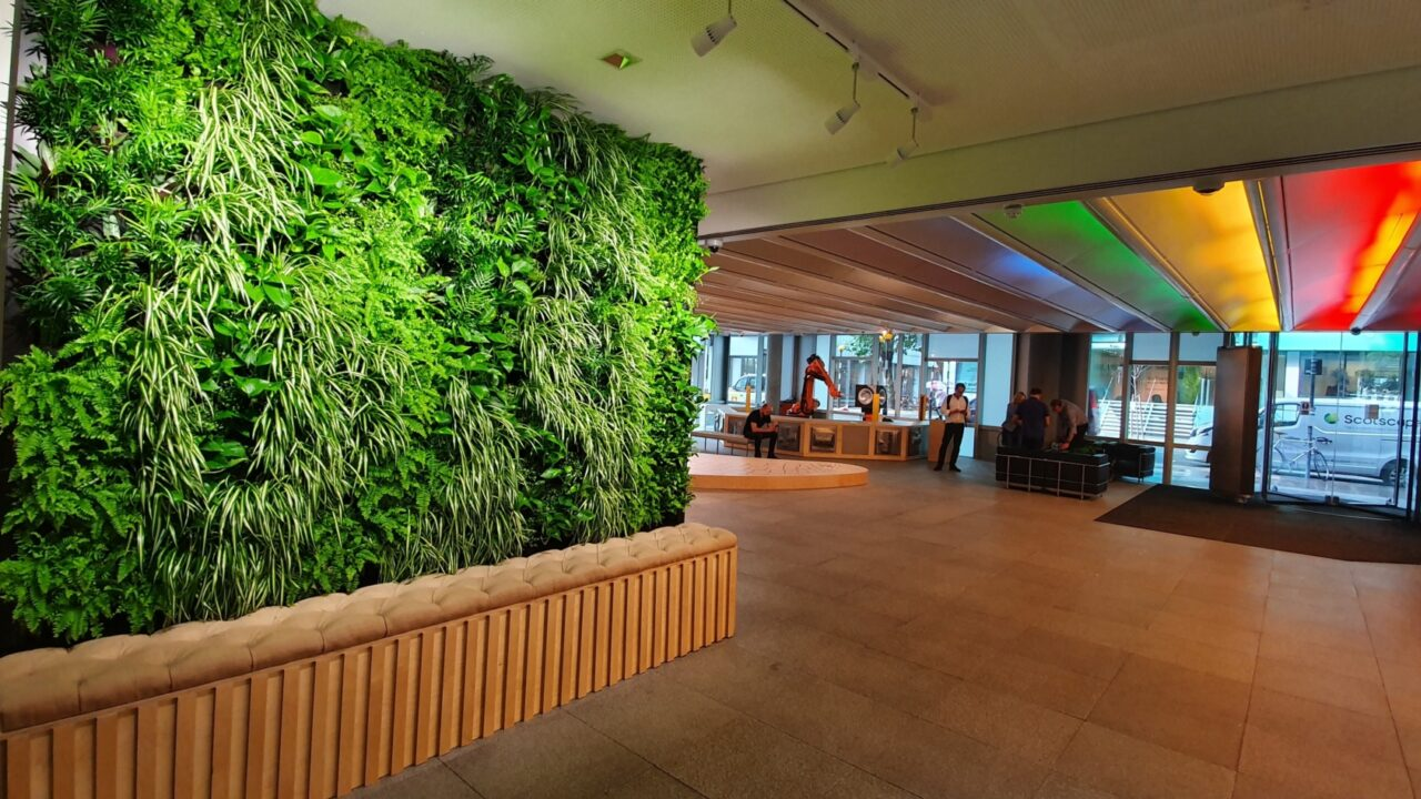 Lighting Assessments for Living Walls